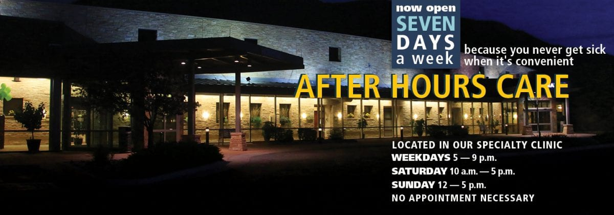 After Hours Care