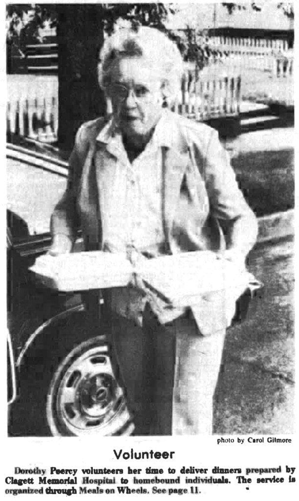 Dorothy Percy