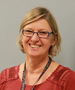Liane Anderson, MOT, OTR