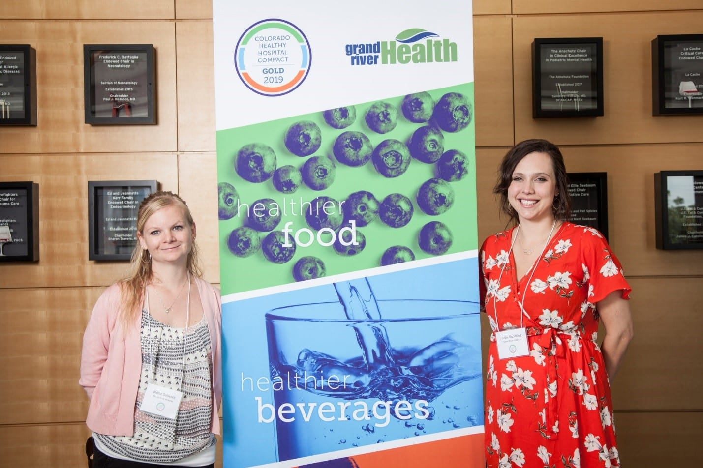 Grand River Health Achieves Gold Level Healthy Hospital Compact