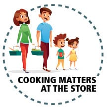 cooking Matters at the store icon