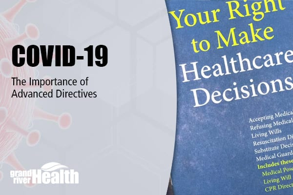 The Importance of Advanced Directives