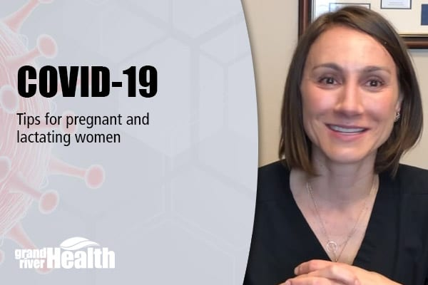 Read more about the article COVID-19 Tips for Pregnant and Lactating Women