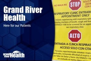 Grand River Health, Here for our Patients