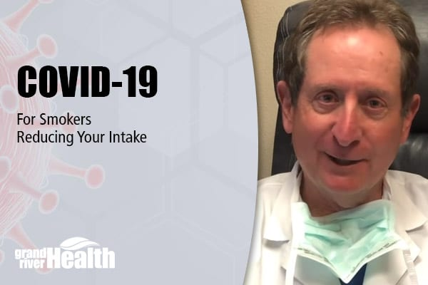 Read more about the article COVID-19 For Smokers, Reducing Your Intake