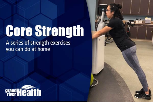Read more about the article Core Strength