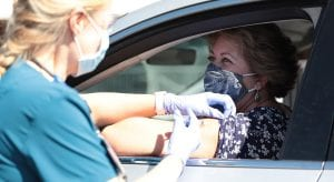 NEW! 2020 Drive-Through Flu Shot Clinics