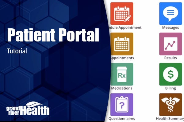 Read more about the article Patient Portal Tutorial