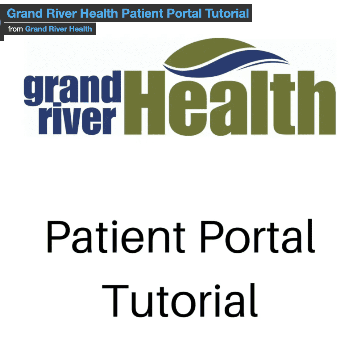 Read more about the article Patient Portal – an easier way to schedule an appointment