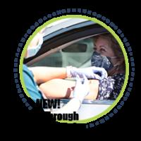car flu shot clinic